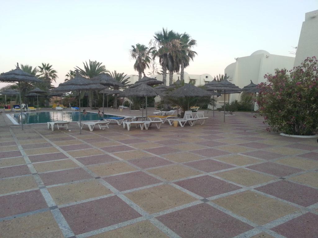 отель сун коннект джерба тунис